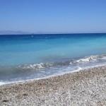 Ixia auf Rhodos, Griechenland
