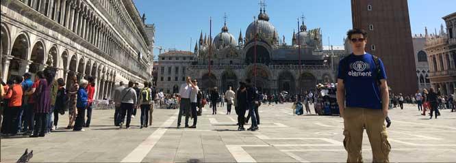 Venedig Markusplatz, Markuskirche, Markusdom