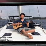 Fernseher Screen: Emanuel Grand Rewarding music video