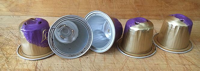 Nespresso Kaffee Kapsel selber befüllen