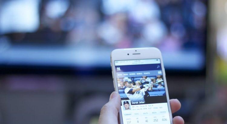 iPhone auf Fernseher spiegeln
